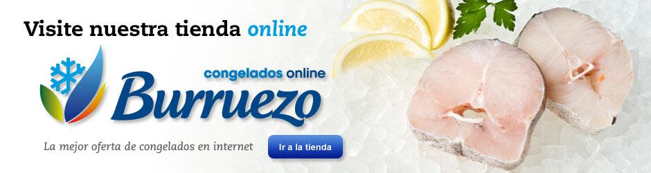 Visite nuestra tienda de congelados online